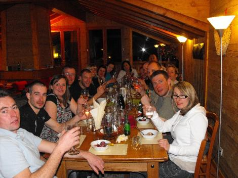 Chalet Kimberley - Three Valleys