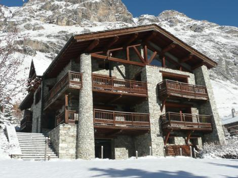 Catered ski chalet Val d'Isere