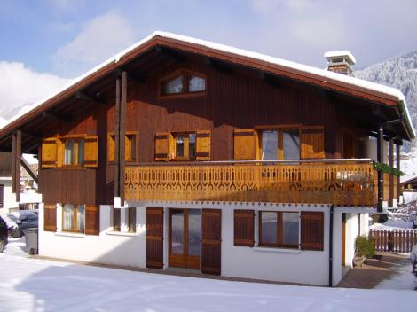 Catered ski chalet Morzine