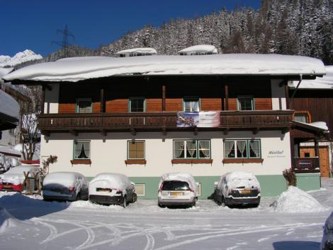 Catered ski chalet Austria