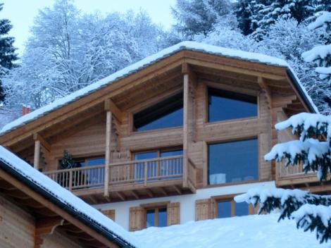 Self catered ski chalet La Tzoumaz